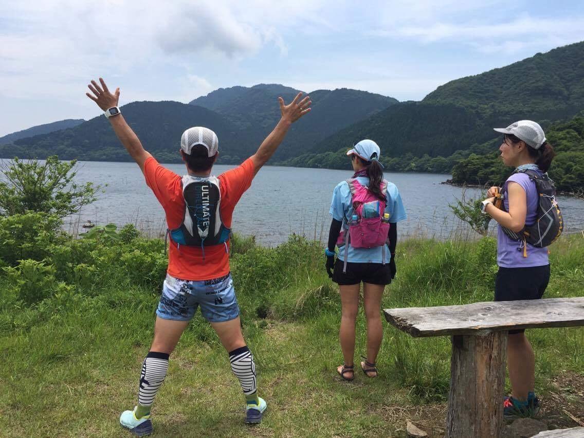 箱根トレイル3